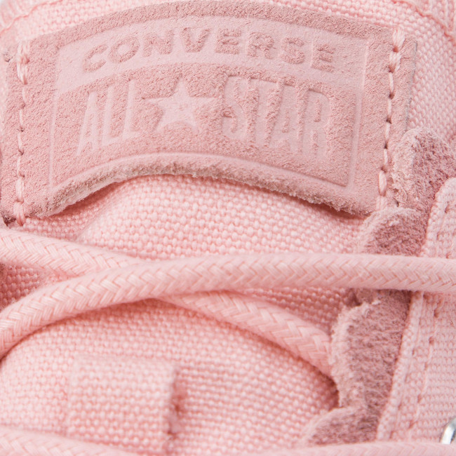 Turnschuhe CONVERSE - Ctas Ox 564110C Bleached Coral/Bleached Coral - Turnschuhe - Halbschuhe - Damenschuhe