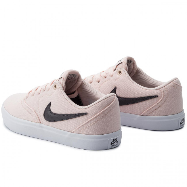 Nike SB Check Solar Schuh women (white washed coral)