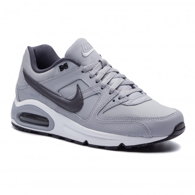 Nike Air Max Command Leather wolf greymetallic dark grey