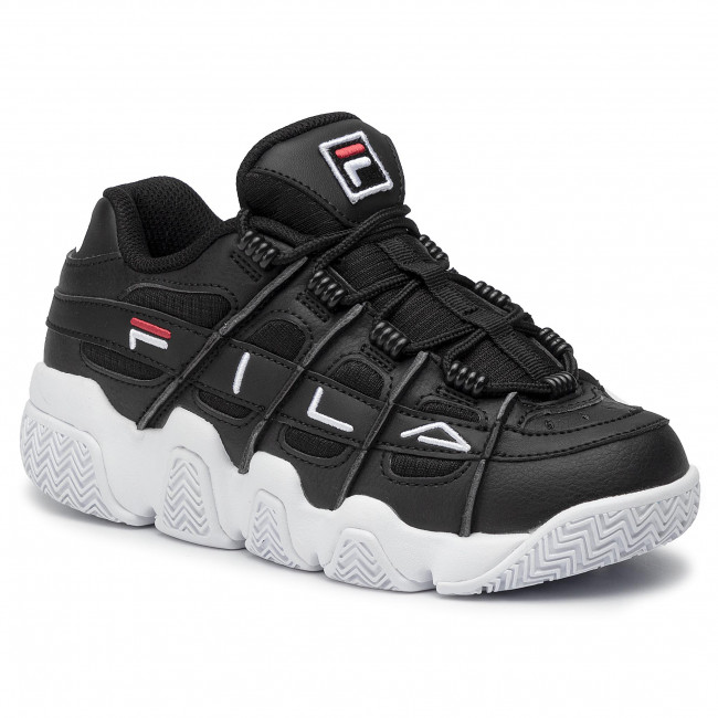 Sneakers FILA Uproot Wmn 5BM00539.014 BlackWhiteFila Red