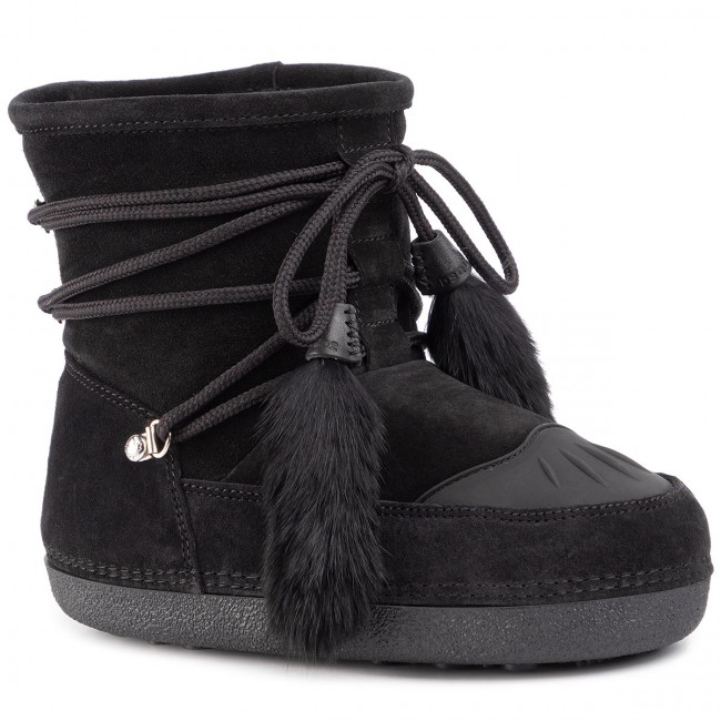 Schuhe DSQUARED2 Snow Boots SBW0008 01600001 2124 Black