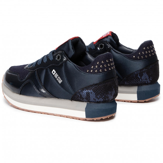 Sneakersy BIG STAR EE274720 Navy