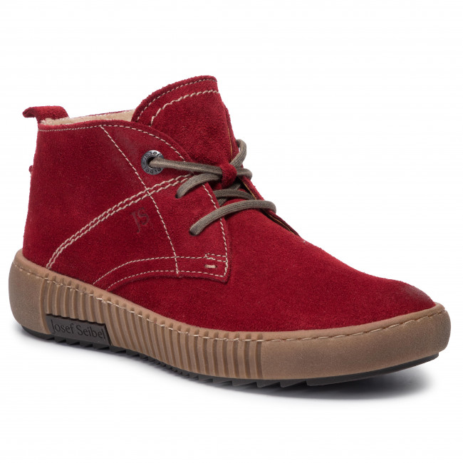 buy cheap outlet for sale price reduced Stiefeletten JOSEF SEIBEL - Maren 02 84602 PL944 400 Rot