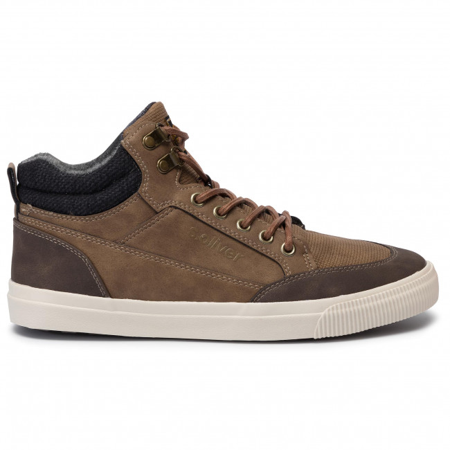 Sneakers S.OLIVER 5 15224 23 Brown 300