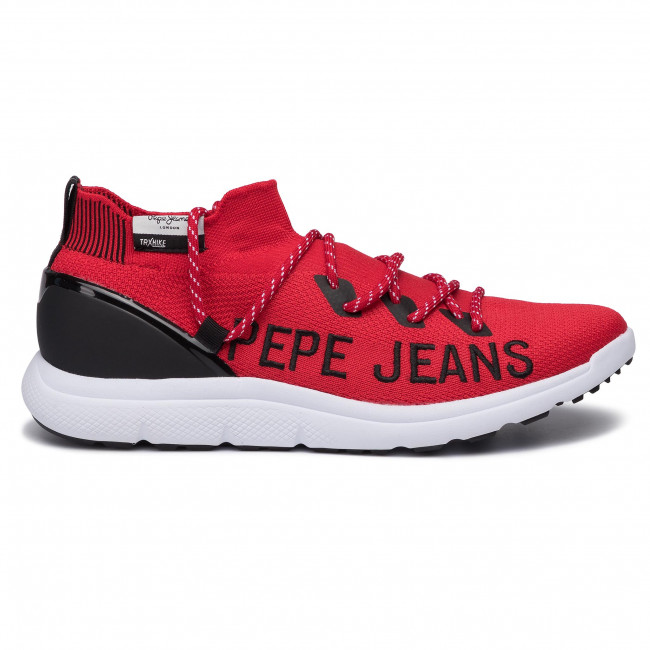 Sneakers PEPE JEANS Hike Summer PMS30521 Factory Red 220