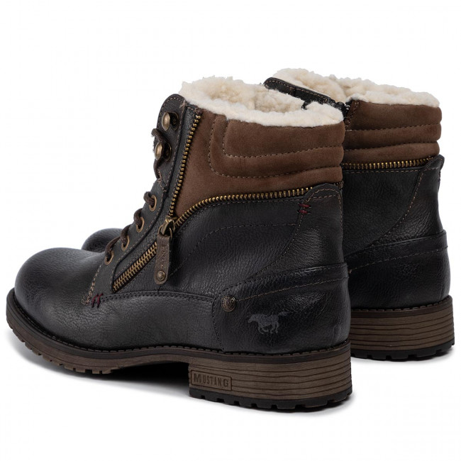 Stiefel MUSTANG 45A005 Graphit