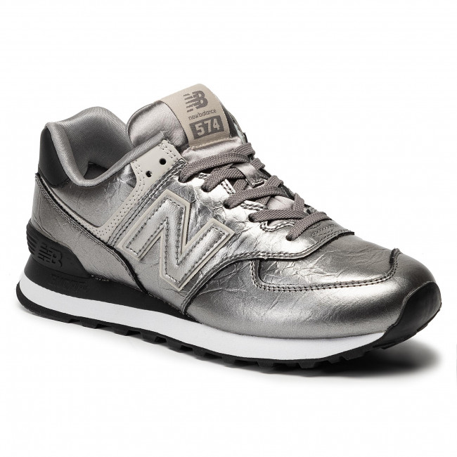 Sneakers NEW BALANCE - WL574WNE Silber