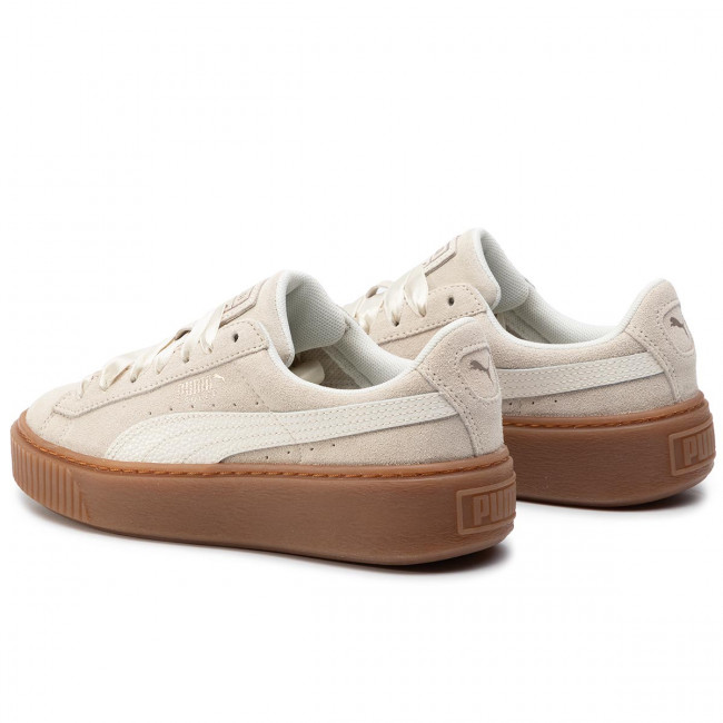 Sneakers PUMA Suede Platform Bubble Wn's 366439 02 Marshmallow