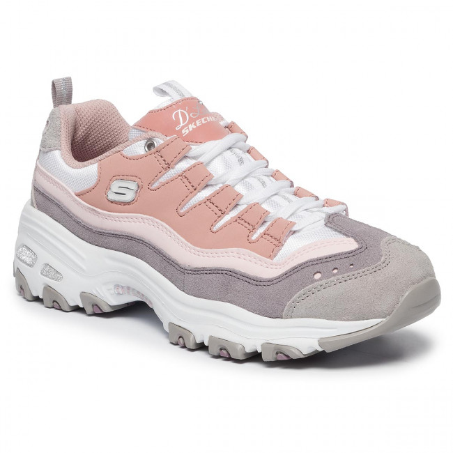 Sneakers SKECHERS D'lites Sure Thing 13141PKPR Pink tFVhx