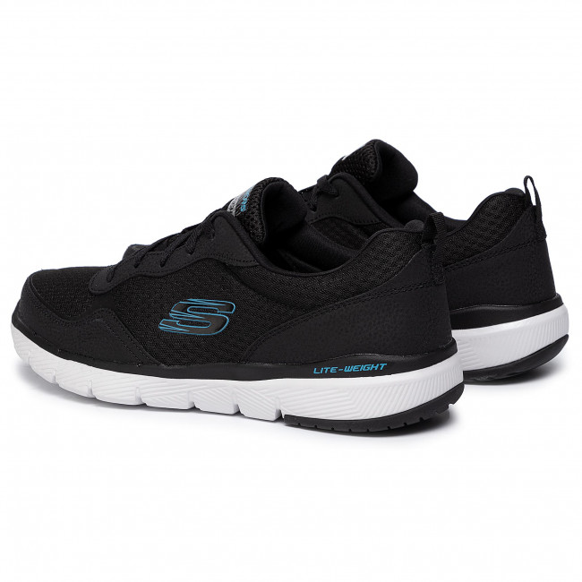 Schuhe SKECHERS Flex Advantage 3.0 52954BLK Black HvjPW