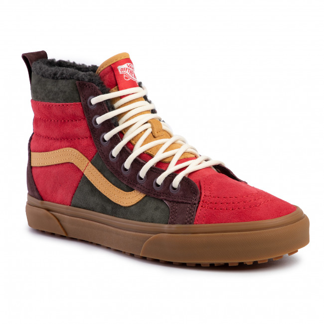 Sneakers VANS Sk8 Hi 46 Mte Dx VN0A3DQ5TUA1 (Mte) Poinsettiaforestnght