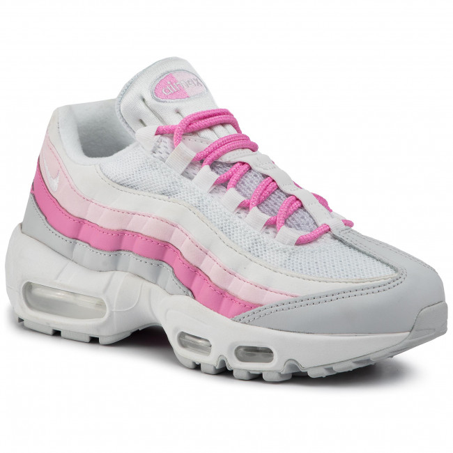 Schuhe NIKE Air Max 95 Essential CD0175 100 WhiteWhitePsychic Pink