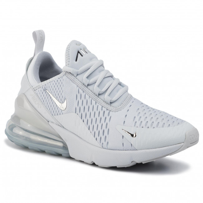Schuhe NIKE Air Max 270 CI2671 002 Pure PlatinumChrome Black