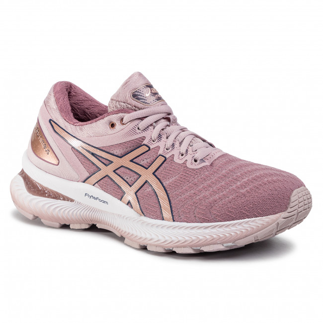 Schuhe ASICS - Gel-Nimbus 22 1012A487 Watershed Rose/Rose Gold 702