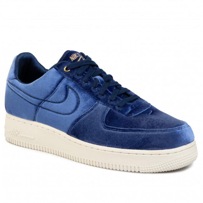 Schuhe NIKE Air Force 1'07 Prm 3 AT4144 400 Blue VoidBlue VoidSail