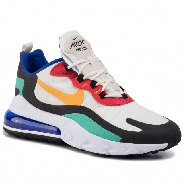 Schuhe NIKE Air Max 270 React AO4971 002 PhantomUniversity Gold