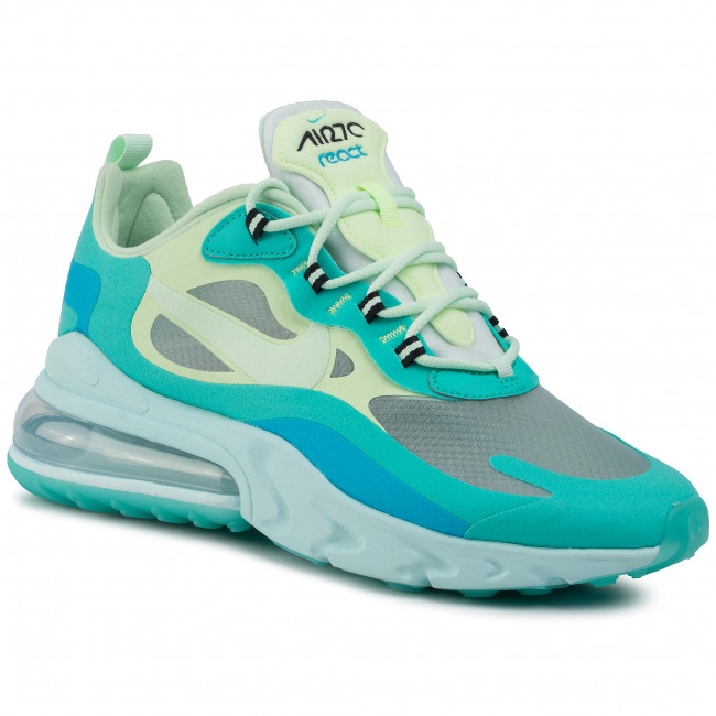 Schuhe NIKE Air Max 270 React AO4971 301 Hyper JadeFrosted Spruce