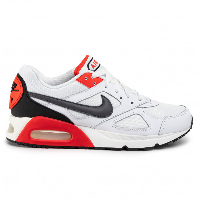 Schuhe NIKE Air Max Ivo CD1540 100 WhiteDark GreyHabanero Red