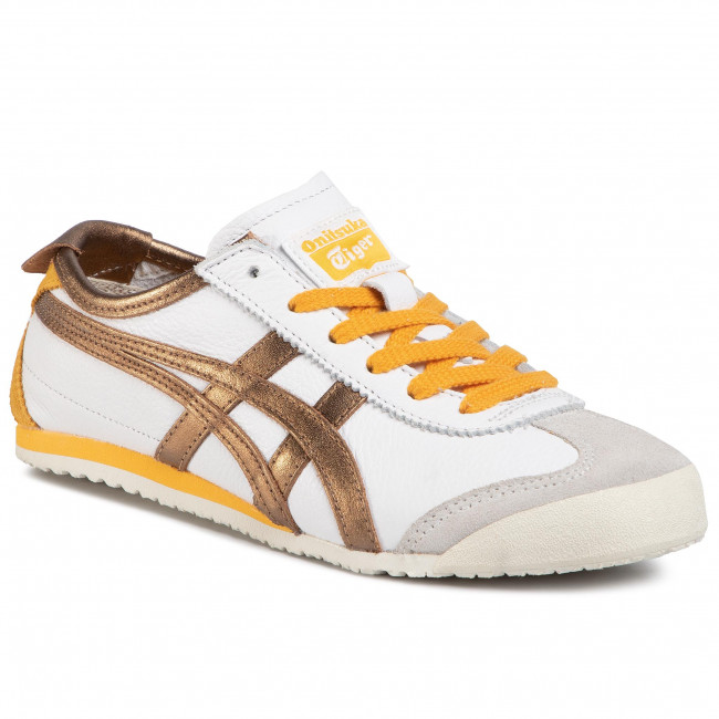Sneakers ONITSUKA TIGER Mexico 66 1183A788 WhitePure Bronze 100