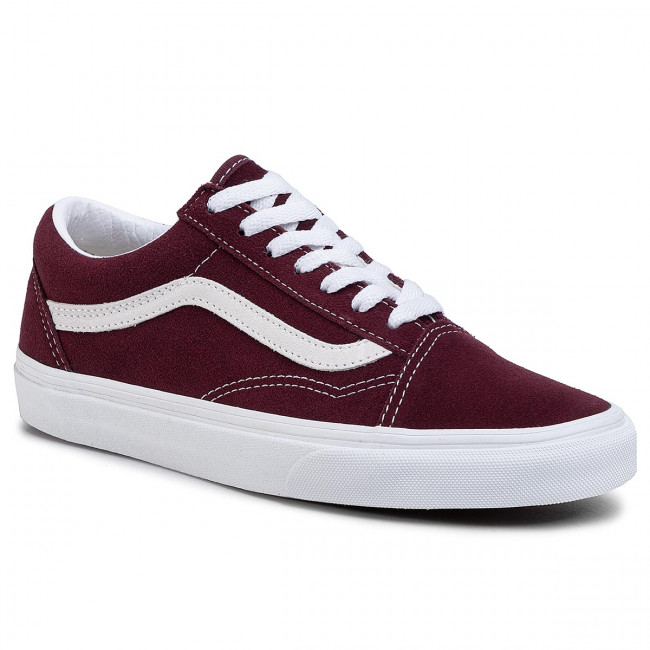 Turnschuhe VANS Old Skool (Suede) Port Royale Turnschuhe