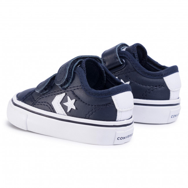 Sneakers CONVERSE Star Replay 2V Ox 767220C Obsidian