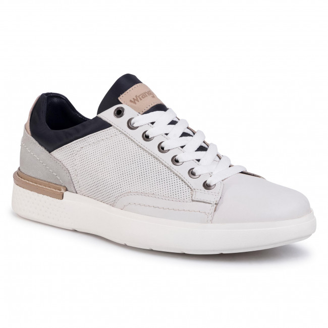 Sneakers WRANGLER - Discovery Derby WM01181A  White 051