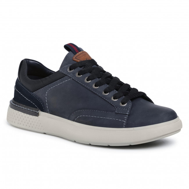 Sneakers WRANGLER - Discovery Low WM02034A  Navy 016