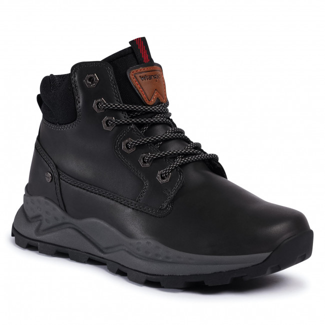 Sneakers WRANGLER - Crossy Yuma WM02153A  Black 062