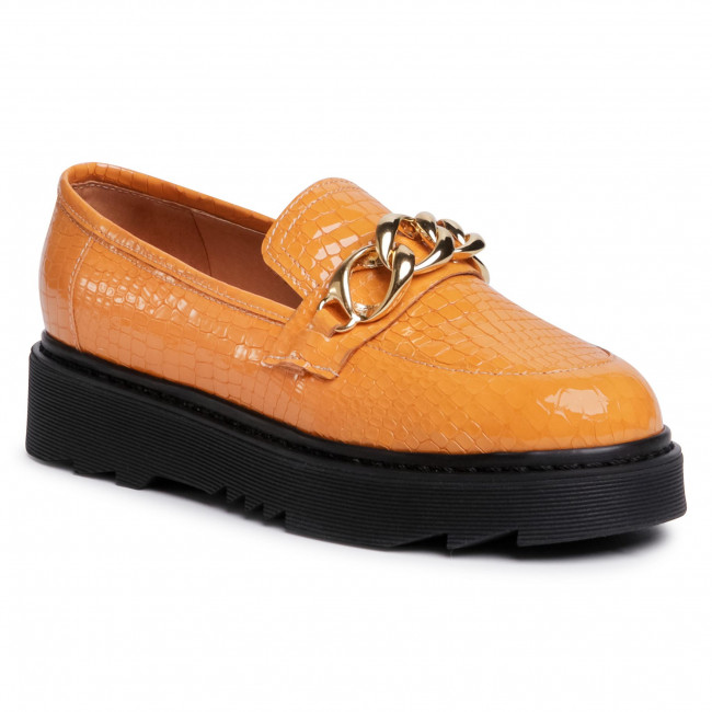 Lords Schuhe L37 - Know You Better B44 Orange