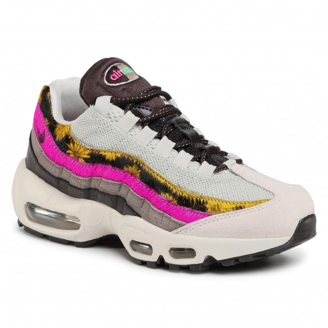 Schuhe NIKE - Air Max 95 Prm CZ8102 001 Light Bone/White/Velvet Brown