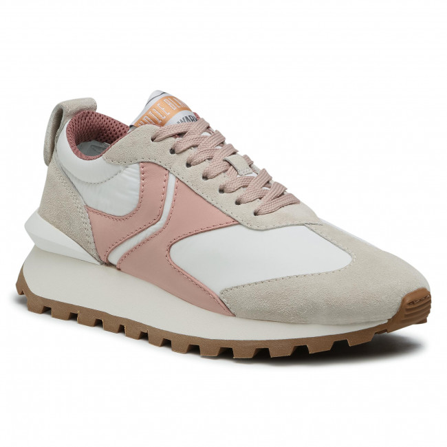 Sneakers VOILE BLANCHE - Qwark 0012015859.02.1B30 Ice/White