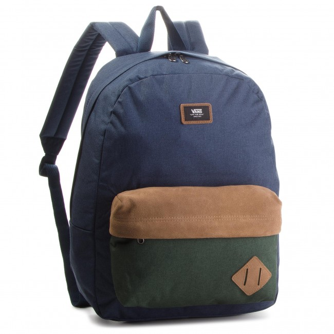 Rucksack VANS Old Skool II Ba VN000ONIROX Dress BluesDarkest Spruce