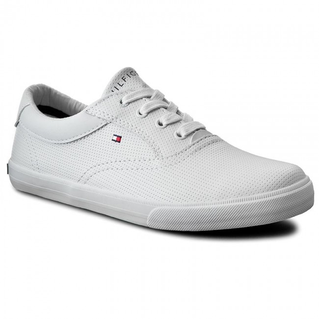buy online 409fb 176bd Turnschuhe TOMMY HILFIGER - Winston 1A FB0FB00053 White 100
