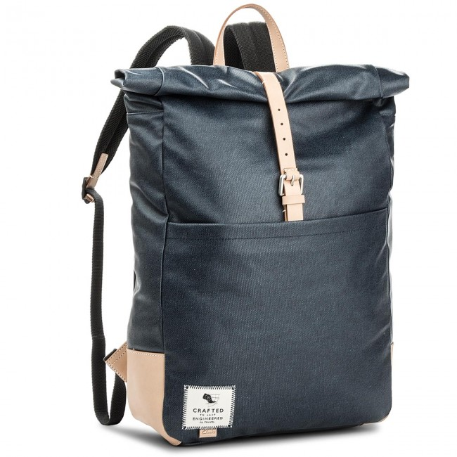 affordable price latest design buy sale Rucksack CLARKS - The Millbaank 261340670 Blue Canvas