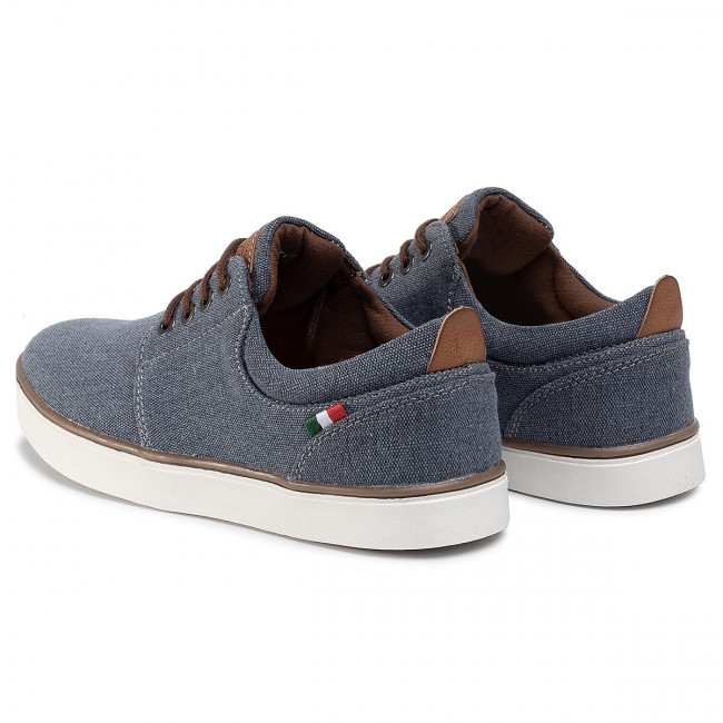 Turnschuhe LANETTI MP07 16738 01 Denim