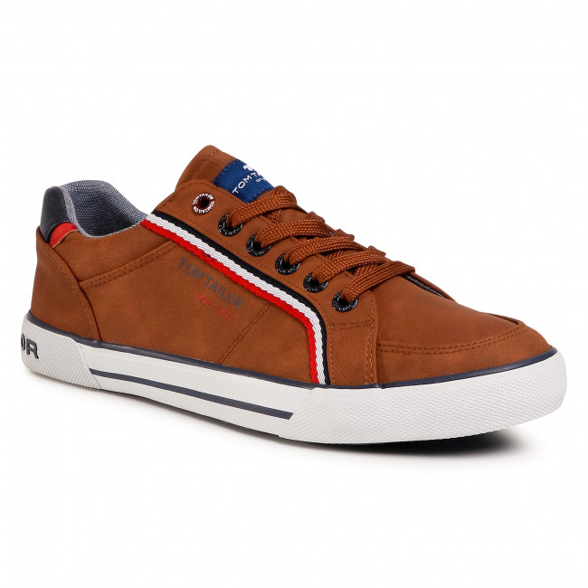 Sneakers TOM TAILOR 808080900 Camel