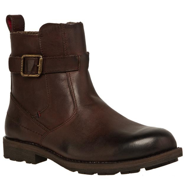new concept 0996a fd93c Herren Stiefeletten TOMMY HILFIGER Clift 6A FM56815995 Coffee Bean 212
