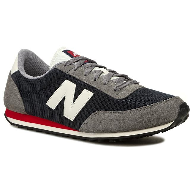 separation shoes ea4dc bd408 Sneakers NEW BALANCE - U410HGN Dunkelblau Grau