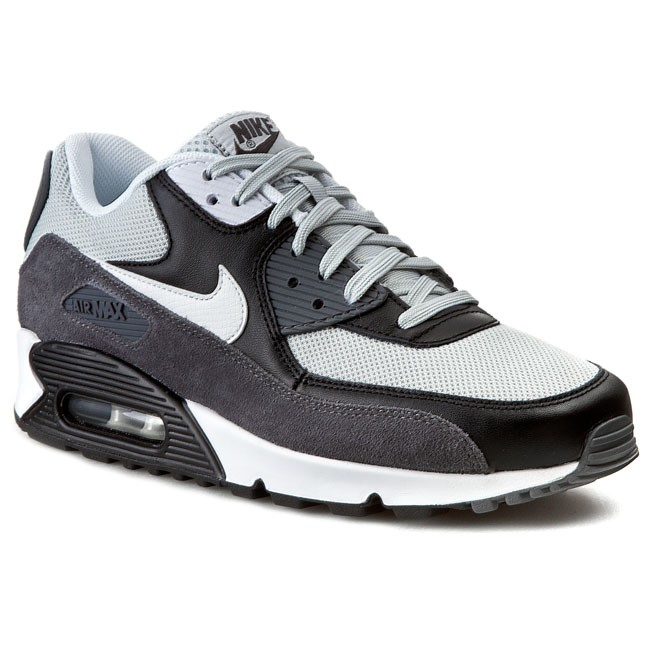 Schuhe NIKE Air Max 90 Essential 537384 037 Grey MistWhiteBlackDark Grey