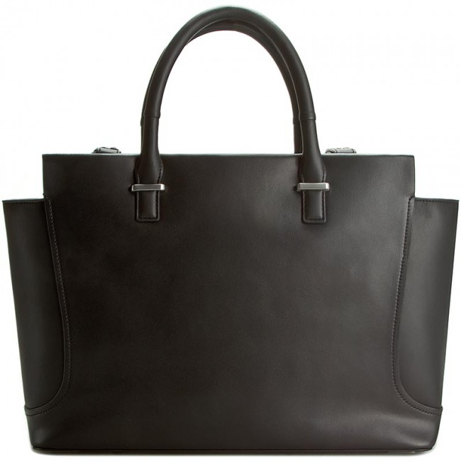 tasche calvin klein black label c4rolyn tote k60k602072. Black Bedroom Furniture Sets. Home Design Ideas