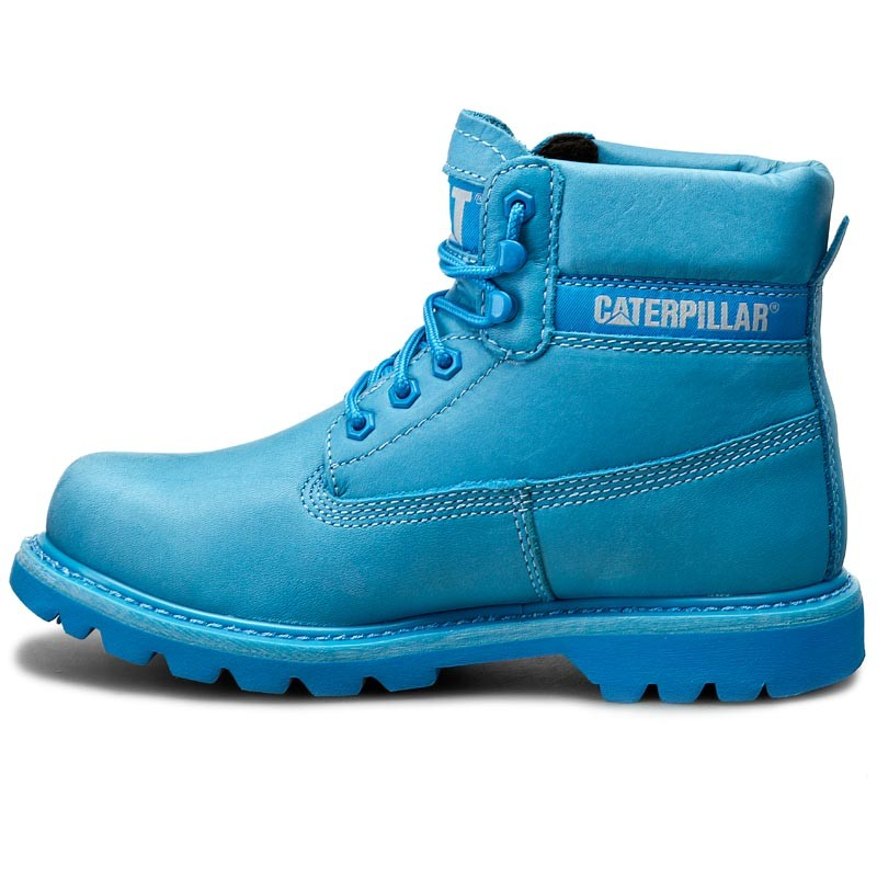 Trapperschuhe CATERPILLAR - Colorado P308863 Light Blue PJVu1w