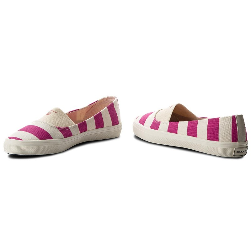 Turnschuhe GANT - New Haven 16578411 Cream/Strawberry Pink G214 wl2VAdLzZ