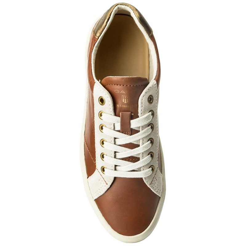 Sneakers GANT - Mary 15531007 Cognac G45