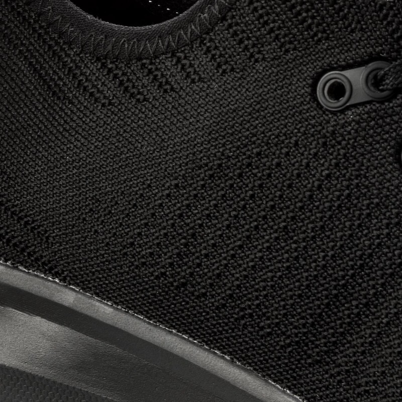 FUSION FLEXWEAVE - Laufschuh Neutral - black/ash grey/coal PXWMLnAEc