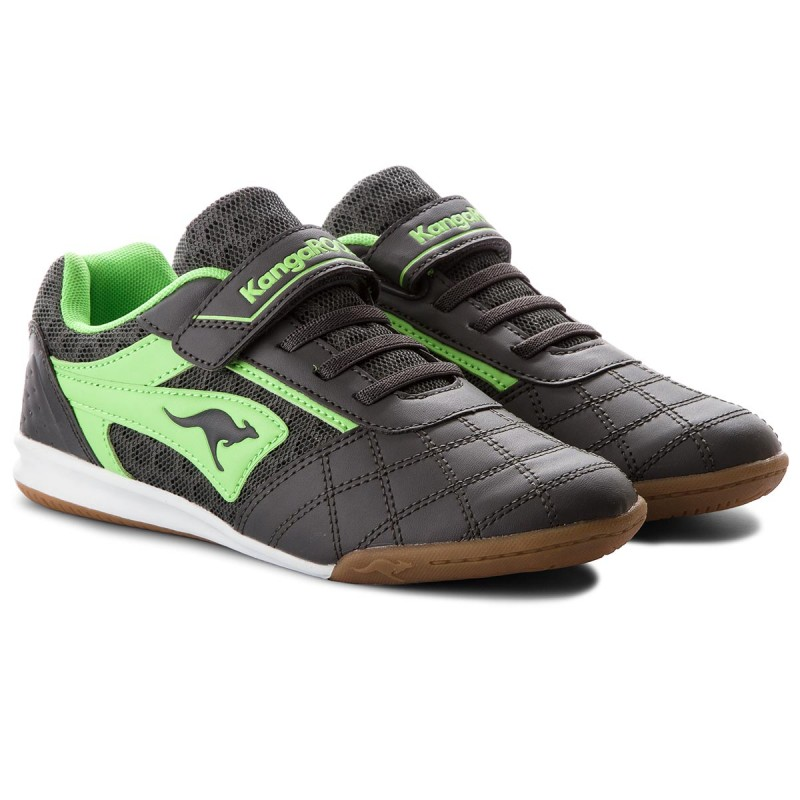 Schuhe KANGAROOS - Power Comb Ev 18063 000 2014 D Steel Grey/Lime PhFj4He