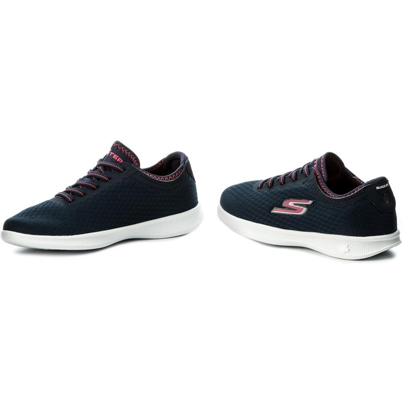 Schuhe SKECHERS - Dashing 14500/NVPK Navy/Pink DYED9