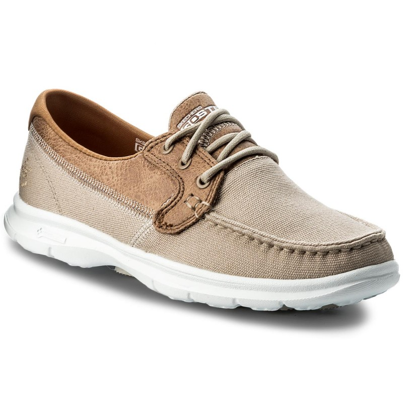 Halbschuhe SKECHERS - Seashore 14416/NAT Natural