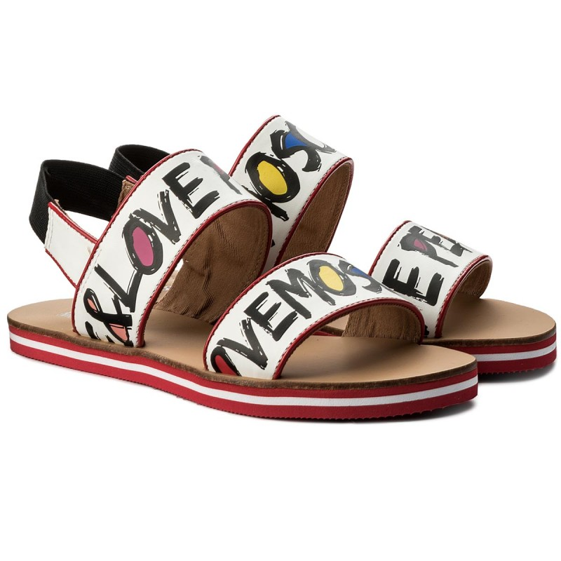 Sandalen Love Moschino - Ja16352g05jd110c Vern.ross