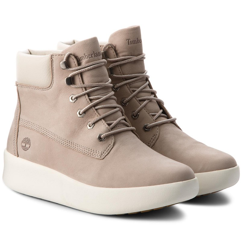 Stiefeletten TIMBERLAND - Berlin Park 6 Inch A1RY5 Simply Taupe mXI4n7