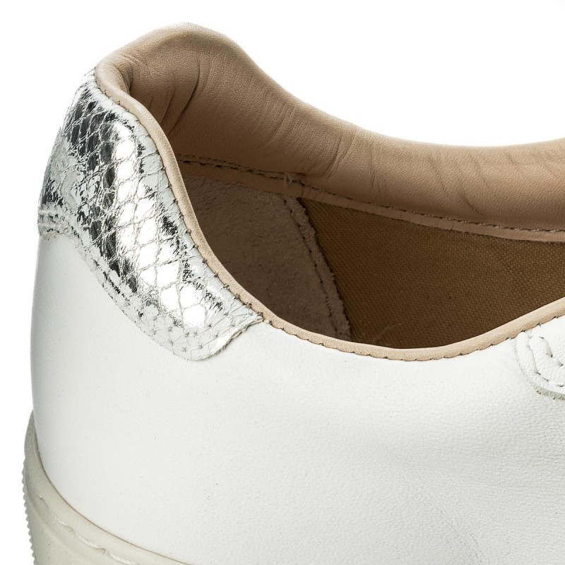 Sneakers DIESEL - S Andyes W Y01253 P1441 H6343 White/Nickel